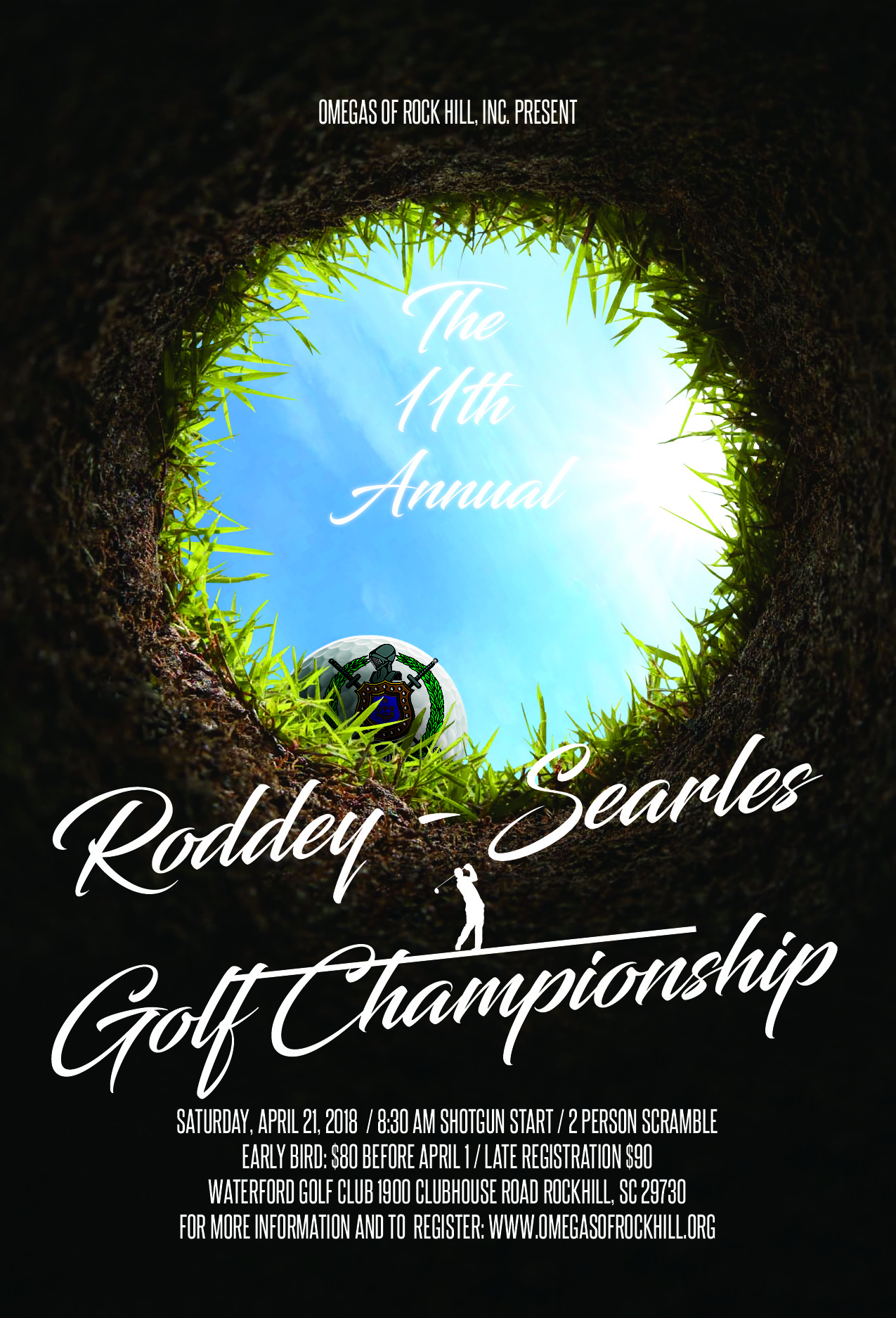 Roddey - Searles Golf Championship